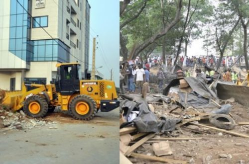 Article : L'urbanisation : le nouveau visage de Cotonou, la capitale du Bénin