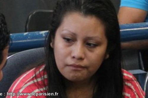 Article : Salvador : Libérez Beatriz Evelyn car j'accuse