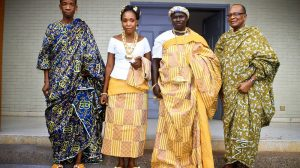 Tenues traditionnelles africaines